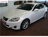 2011 Lexus Is 250 A/t