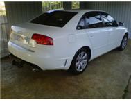 !!!!!!! A4 AUDI WITH BAL OF WARRANTY!!!!!!!!!!!!!!!!