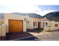 Riverside Mews 3 Self Catering Chalet/ Townhouse in Holiday Accommodation Western Cape Fish Hoek - South Africa