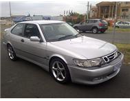 2002 SAAB 93 2.3 TURBO 5 SPEED MANU...