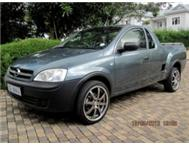 SUPER NEAT LOW KM OPEL CORSA UTILITY 1.4i CLUB A/C