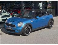 Mini - Cooper S Mark III (128 kW) Convertible