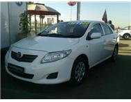 2008 TOYOTA COROLLA 1.6 Manual