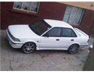 Toyota corolla 1.6 bubble
