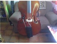 Double Bass Second Hand in Musical Instruments Western Cape Strandfontein - South Africa