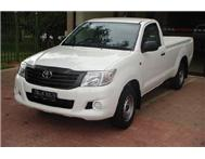 Toyota - Hilux (Facelift II) 2.5 D-4D Single Cab