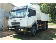 FAW 28 280 FD 10 CUBE TIPPER TRUCK FOR SALE