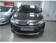 2013 DEMO CITROEN C4 AIRCROSS 2.0 200MM GROUND CLEARANCE