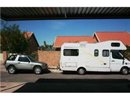 MOTORHOME FOR SALE with Rav 4 and additional accessories