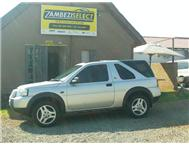 Land Rover - Freelander 2.0 SE TD4 3 Door Auto