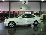 2004 MERCEDES-BENZ C-CLASS C270 CDi Elegance A/T - Cheap Reliable Benz Quality