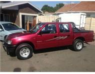 ISUZU KB250 Turbo Diesel Double cab