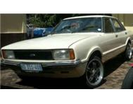 Ford Cortina mark 4 - 1600 Kent