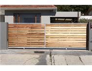Gates fences burglar bars automation balustrades.