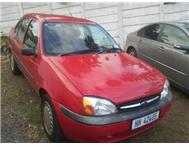 2001 FORD IKON 16I FULL HOUSE SEDAN WITH AIRCON & RADIO