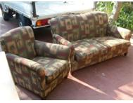2 Piece Antique Lounge Suite