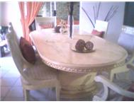 Italian Diningroom Suite in Furniture & Household Gauteng Constantia Kloof - South Africa