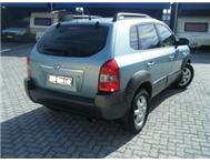 Hyundai Tucson GLS 2005 - finance ... Cape Town