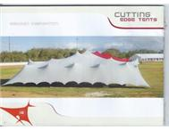 FOR HIRE!!!CUTTING EDGE TENTS