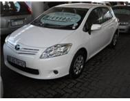 2011 Toyota Auris 6 SPEED