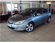 2011 Opel ASTRA 1.4 TURBO ENJOY 5 DR