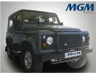 2013 LAND ROVER DEFENDER 90 multi purpose S