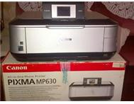 Canon Pixma MP 630 Colour and Foto Printer