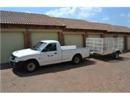 1 ton Bakkie with Trailer looking for contract
