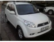 2008 daihatsu terios 1.5 lwb 7 seater 4wd like new