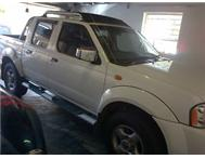 TAKE OVER INSTALLMENT / RENT OWN 2011 Nissan NP300 2.4i Double-C