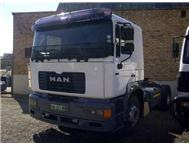 2003 MAN 19-414 SINGLE AXLE HORSE very good condition