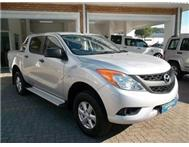 2012 Mazda BT-50 2.2 TDI Hi Power SLX D/C