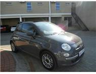 2010 FIAT 500 1.4 Cabriolet Lounge 3dr Manual