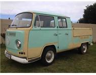 Volkswagen kombi (double cab) project