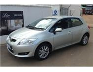 2009 Toyota Auris 180 RS 6-Speed Manual !!!