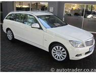 2010 MERCEDES-BENZ C-CLASS C180K Elegance Estate (Auto)