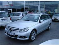 2011 MERCEDES-BENZ C-CLASS C200 AVANTGARDE ESTATE BE