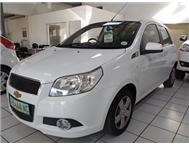 2010 Chevrolet Aveo hatch 1.6 L