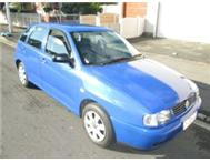 2003 VW POLO PLAYA 1.6I FULLHOUSE