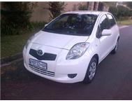 TOYOTA YARIS 1.6L AUTOMATIC FOR SALE