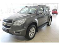 Chevrolet - Trailblazer 2.8 LTZ 4x4