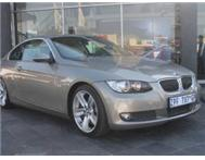 2008 BMW 3 Series 335i Coupe A/t (e92)