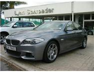 2013 BMW 5 SERIES 520 D Auto M Sport Pack