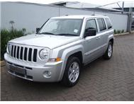 2013 JEEP PATRIOT 2.4 LIMITED