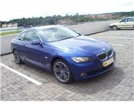 2007 BMW 325I Coupe (E92) R 215000