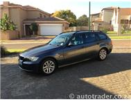 2006 BMW 3 SERIES 320i 5dr