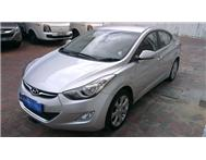 Hyundai - Elantra 1.8 Executive Auto