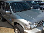 1999 Kia Sportage 2.0 4x4 Manual