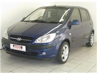 Hyundai - Getz 1.6 High Spec Facelift