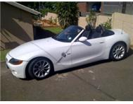 2004 BMW Z4 2 5i Automatic Roadster